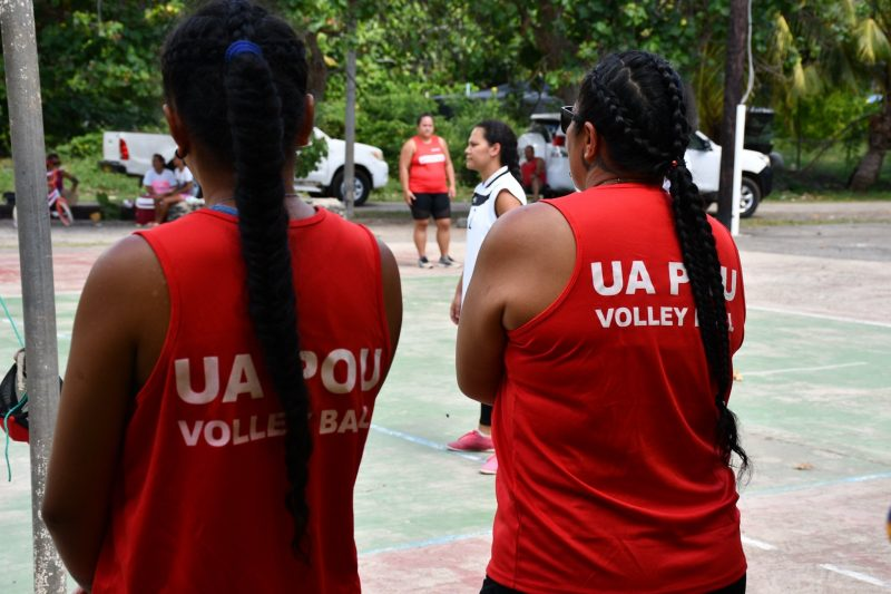 District Jeunesse Sportive Volley Ball de Ua Pou